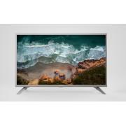 """Tesla TV 32T319SH, 32"""" TV LED, slim DLED, DVB-T2/C/S2, HD Ready, silver"""