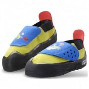 Ocun - Kid's Hero QC - Chaussons d'escalade taille 35, noir/bleu