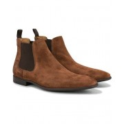 PS By Paul Smith Falconer Chelsea Boot Brown Suede