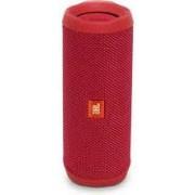 Zvučnik JBL Flip 4, bluetooth, otporan na vodu, crveni
