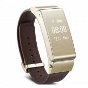 Reloj de la aptitud del talkband B2 del huawei + earpiece-elite de oro