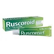 Vemedia Manufacturing B.V. Ruscoroid 1% + 1% Crema Tubo 40 G