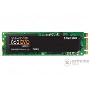 Samsung 860 EVO M.2 250GB SSD (MZ-N6E250BW M.2 SATA3)