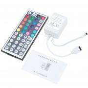 44 Claves RGB Controlador IR De Control Remoto Para La Tira De Luz LED DC 12V