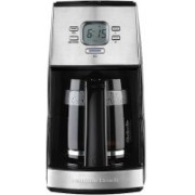 Hamilton Beach 3B46HKLTUFLS Personal Coffee Maker(Black)