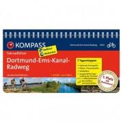 Kompass - Dortmund-Ems-Kanal-Radweg - Fietsgidsen