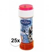 Disney Grootverpakking Frozen bellenblaas 25x