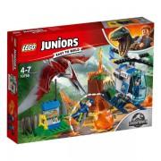 Lego Juniors Jurassic World Pteranodonflykt 10756