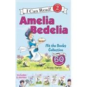 Amelia Bedelia Hit the Books Collection, Paperback/Peggy Parish
