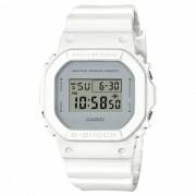 reloj deportivo de marca casio g-shock DW-5600CU-7 cronometro digital - blanco
