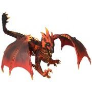 Schleich Lava Dragon Figurine Toy, Multicolor