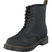 Dr Martens 1460 W Wp Black, Skor, Kängor och Boots, Kängor, Svart, Dam, 41