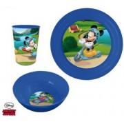 Mickey étkészlet