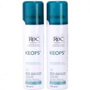 RoC Keops desodorizante em spray 24 h 2 x 150 ml