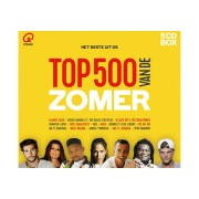VARIOUS - Qmusic Top 500 Van De Zomer 2016 | CD