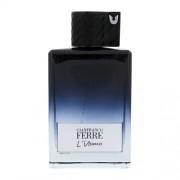 Gianfranco Ferre L´Uomo 100Ml Per Uomo(Eau De Toilette)