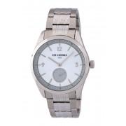 Ben Sherman Mens Carnaby Driver Bracelet Watch 425mm WHITE