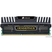 DDR3, 8GB, 1600MHz, CORSAIR Vengeance™, 1.5V, CL9 (CMZ8GX3M1A1600C9)