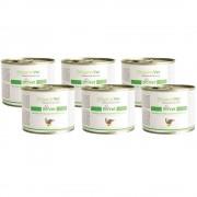 organicVet GmbH OrganicVet Katze Nassfutter Biovet Bio-Pute mit Bio-Zucchini & Bio Kürbis