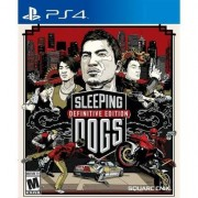 Sleeping Dogs Definitive Edition- Ps4 - Unissex