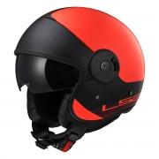 LS2 Cabrio Via Casca Moto Open Face Marime M 55-56 cm