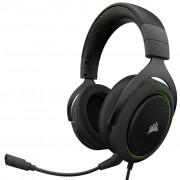 Casti audio Over-Ear Corsair HS50, Stereo, Green