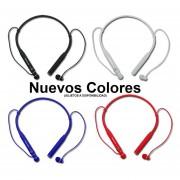 Audifonos Sport Slim Recargables Con Bluetooth En 4 Padrisimos Colores
