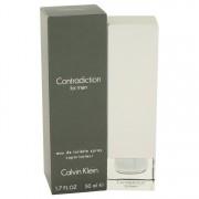 Contradiction Eau De Toilette Spray By Calvin Klein 1.7 oz Eau De Toilette Spray