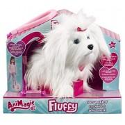 Fluffy a sétáló szőrgombóc kutyus - 22 cm