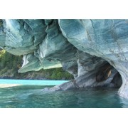 Puzzle Grafika Kids - Blue Marble Cave, Chile, 100 piese (53517)