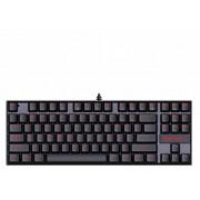 KBD, Redragon Vara K552 RGB, Gaming, механична, с подсветка, USB (K552RGB-BK)