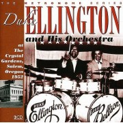 HEP RECORDS . Duke Ellington & son orchestre - à l'importation USA Crystal Gardens 1952 [CD]