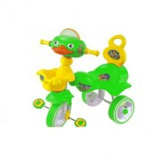 OH BABY Cycle Baby Tricycle WITH CYCLE COLOR Green SE-TC-140