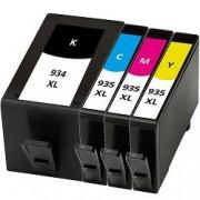 HP 934 / 935 промо пакет (BK,C,M,Y) 4бр.