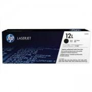 Тонер касета HP 12L Economy Black Original LaserJet Toner Cartridge, Q2612L