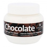 Kallos Cosmetics Chocolate maska pro suché a poškozené vlasy 275 ml pro ženy