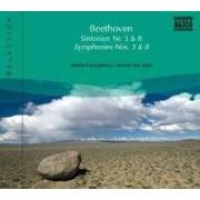 L Van Beethoven - Symphonies No.3 & 8 (0747313101078) (1 CD)