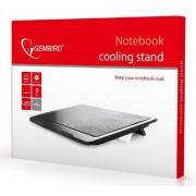 "Gembird hladnjak za 15.6"" laptop ventilator 14cm sa LED osvetljenjem (NBS-1F15-01)"