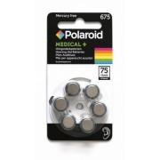 Baterii auditive zinc-aer Polaroid PO 675