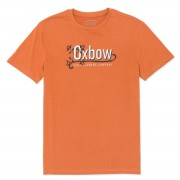 Oxbow T-shirt Oxbow Talek orange