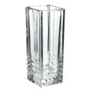 Vaza sticla patrata Bormioli Duemila 23 cm