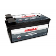 Baterie Rombat Terra Pro 12V 230Ah 1150A M16 TIR, autocamion, tractor