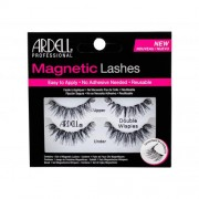 Ardell Magnetic Lashes Double Wispies 1 ks magnetické mihalnice pre ženy Black