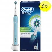 Periuta electrica Oral B Pro 500 D16.513U