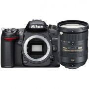 Nikon DX D7200 DSLR Camera AF-S DX Nikkor 18-200mm f/3.5-5.6G ED VR II(Black)