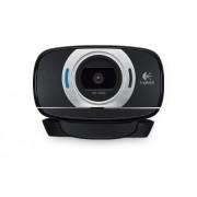 Logitech HD Webcam C615 - Webbkamera - färg