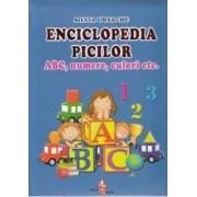 Enciclopedia picilor ABC numere culori - Silvia Ursache