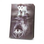"""Univerzális 9-10"""" kinyitható tablet tok (Little Wolf)"""