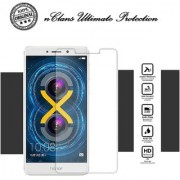 nClans - Huawei Honor 6X premium Tempered glass