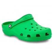 Crocs Klapki CROCS - Classic Clog K 204536 Grass Green